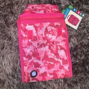 ❤️ Pink camp lunchbox NWT